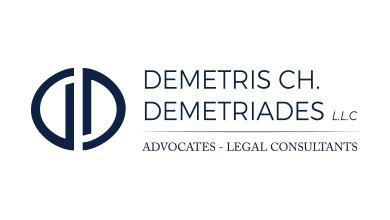 Demetris Ch. Demetriades LLC Logo