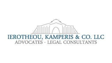 Ierotheou Kamperis Advocates Logo